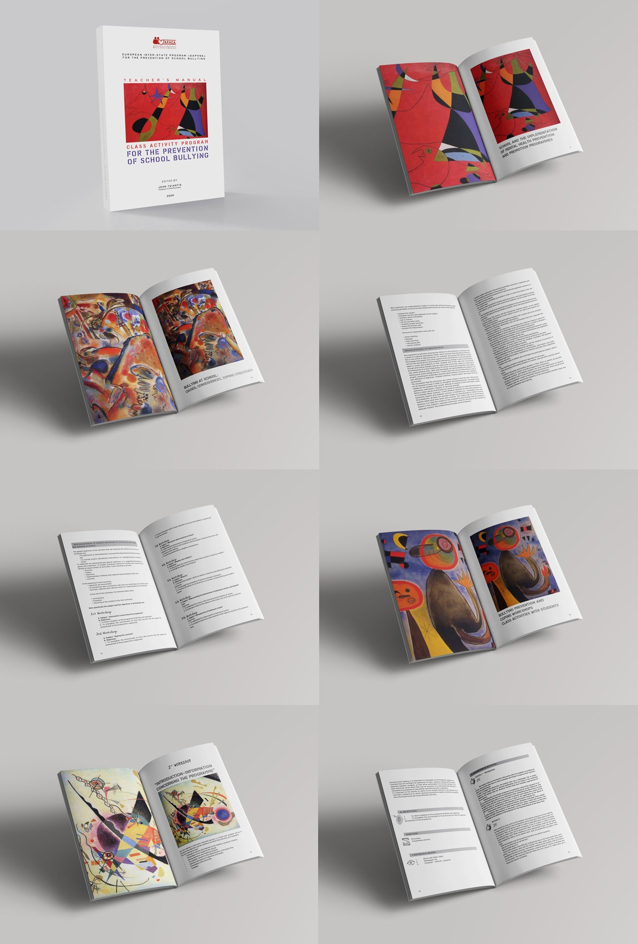Book design EPSYPE
